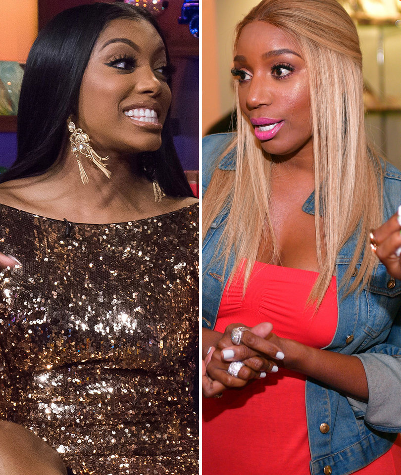 NeNe Leakes and Porsha Williams Fail to Make Amends