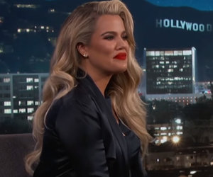Everything Khloe Kardashian Told Kimmel About Her Pregnancy