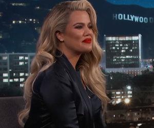 Everything Khloe Kardashian Told Kimmel About Her Pregnancy