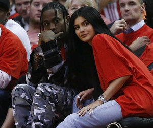 Someone Finally Asked Travis Scott About Kylie Jenner's Pregnancy