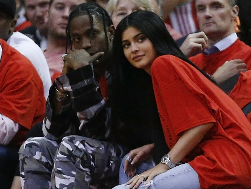 Someone Finally Asked Travis Scott About Kylie Jenner's Pregnancy, Here's What He Said