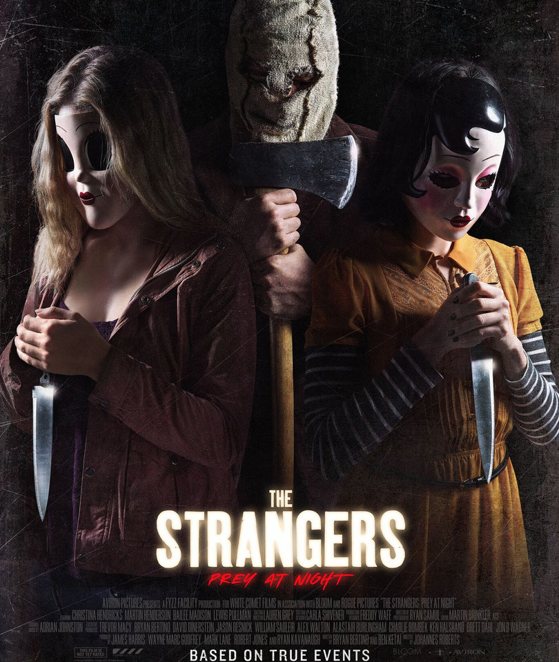 'The Strangers: Prey at Night' Full Trailer Is Creepy AF
