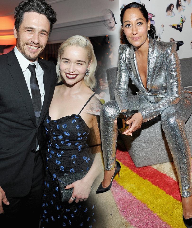 W Magazine Kicks off Award Season with Its Pre-Golden Globes Party