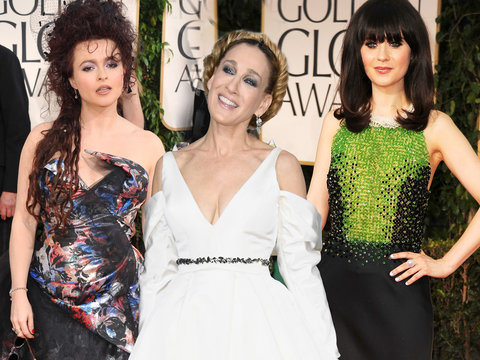 39 Worst Golden Globe Looks of All Time