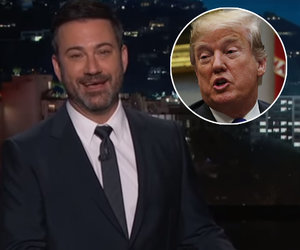 Jimmy Kimmel LOLs at Trump Lashing Out at 'Sloppy Steve' Bannon