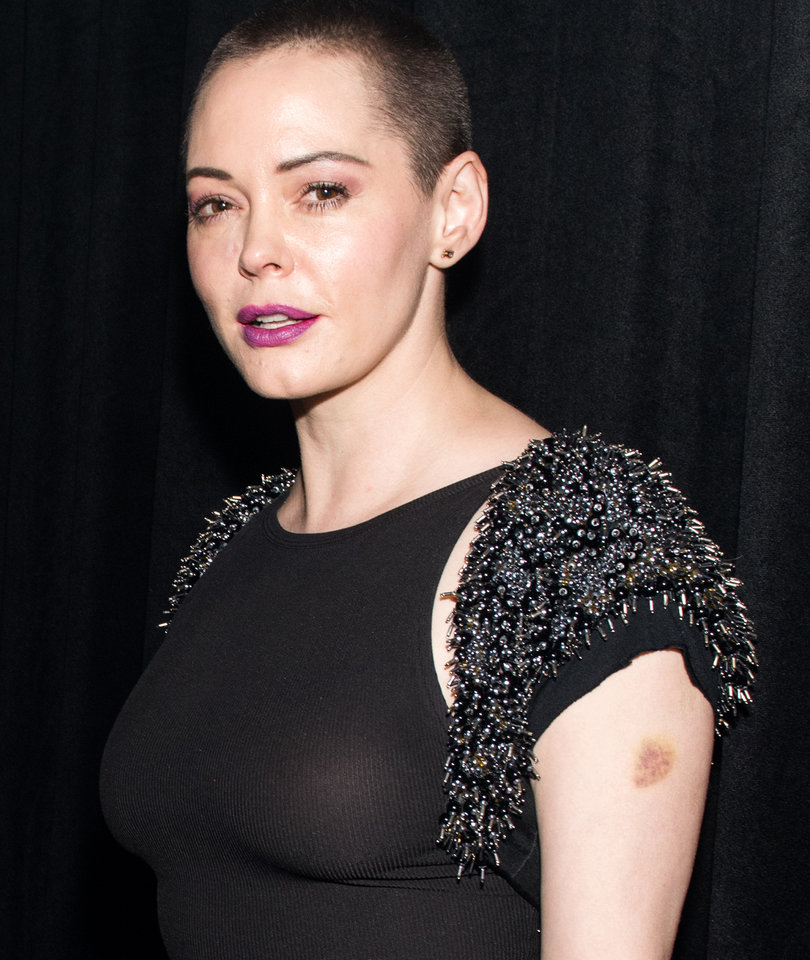 8 'Brave' Rose McGowan Revelations: Weinstein, 'Charmed'