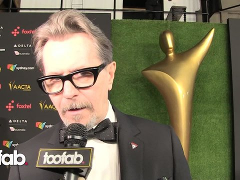 Gary Oldman Has A Strong Connection to His Award Winning Character in 'Darkest Hour'