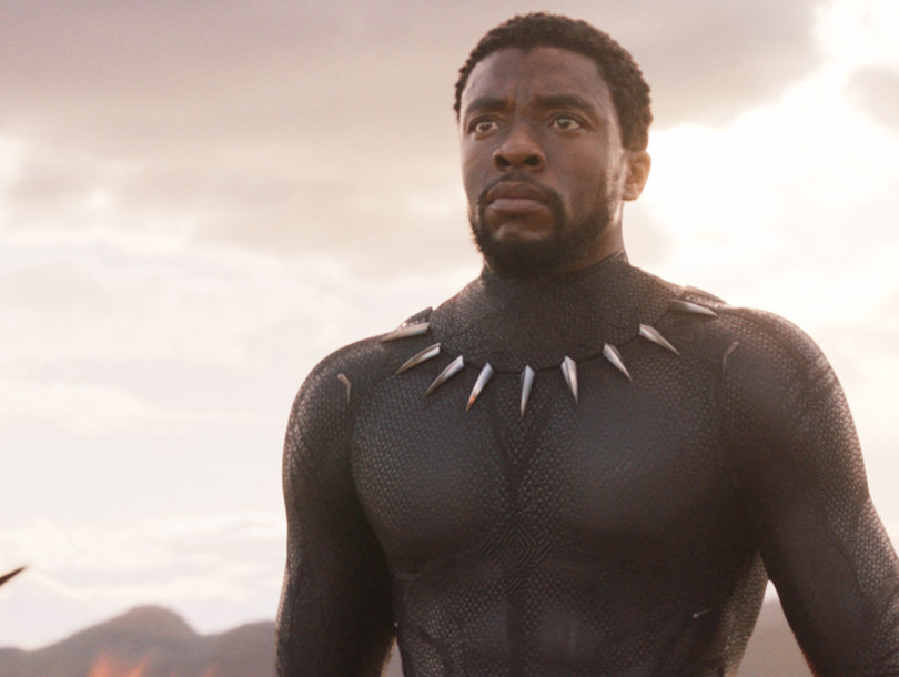 Boseman Is the Superhero We Need Right Now In New 'Black Panther' Trailer