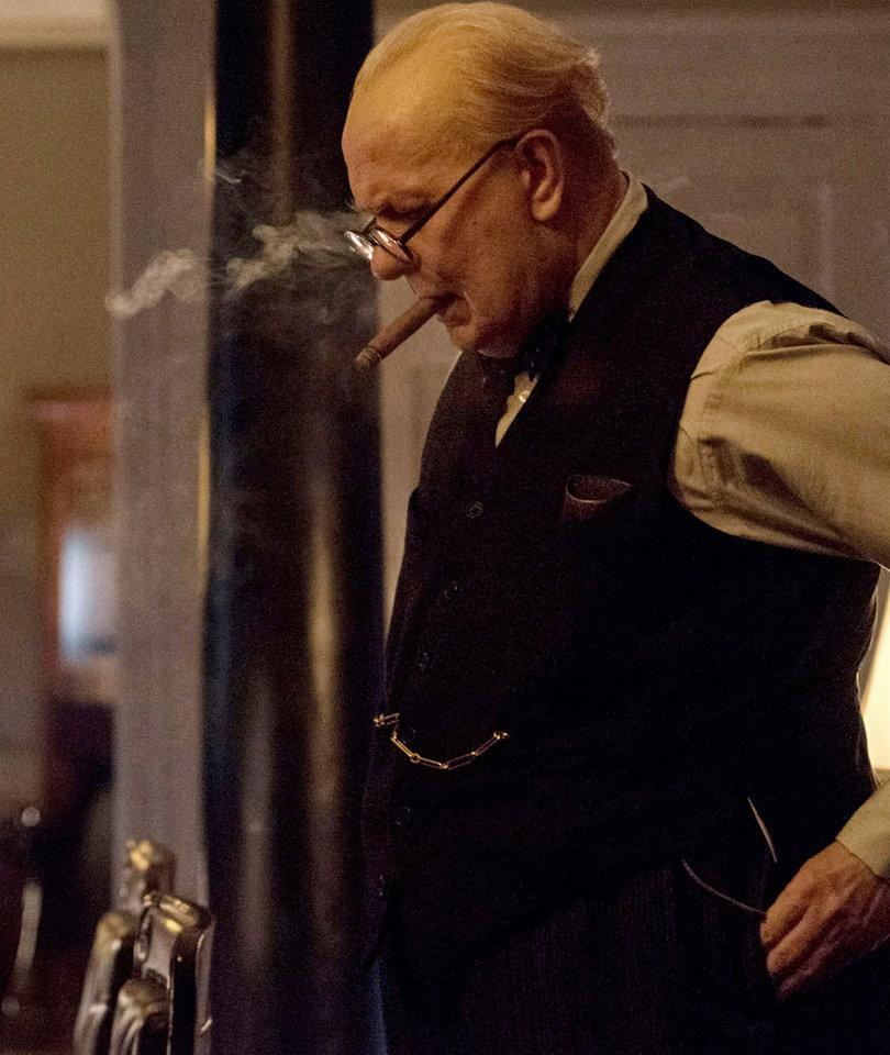 What 'Amazed' Gary Oldman About Winston Churchill