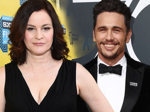 Ally Sheedy: 'Why Is James Franco Allowed' at Globes?