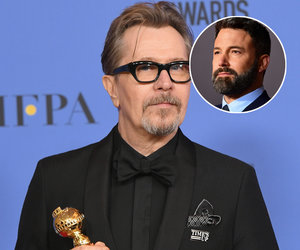 Who Gary Oldman Wants to Play Batman If Ben Affleck Bails