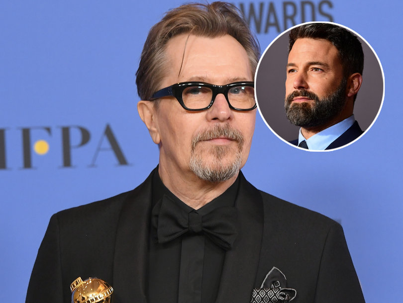 Who Gary Oldman 'Would Like to See' Play Batman If Ben Affleck Bails (Exclusive)