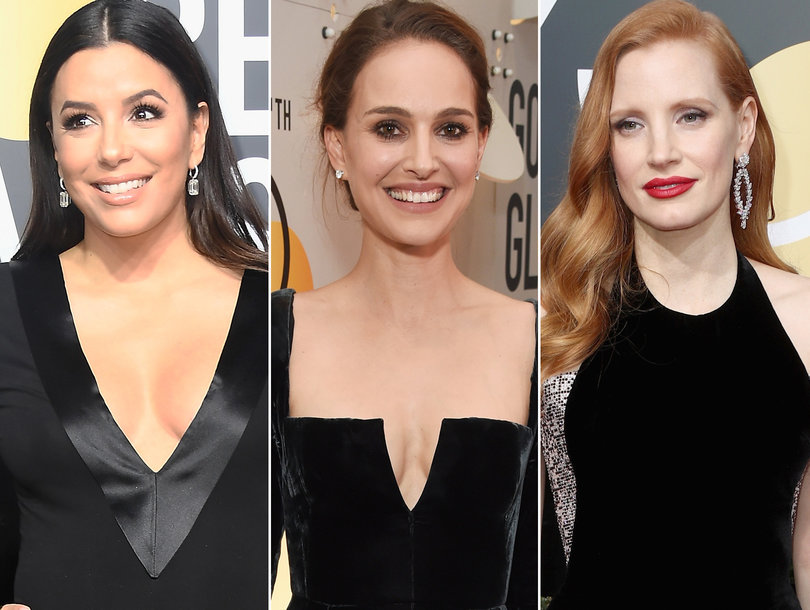 How Women Struck Back at Hollywood During Golden Globes While Men Stayed Silent