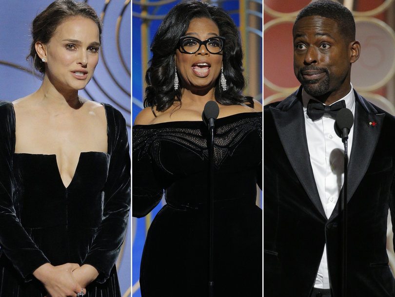9 Golden Globe Moments Everyone Will Be Talking About