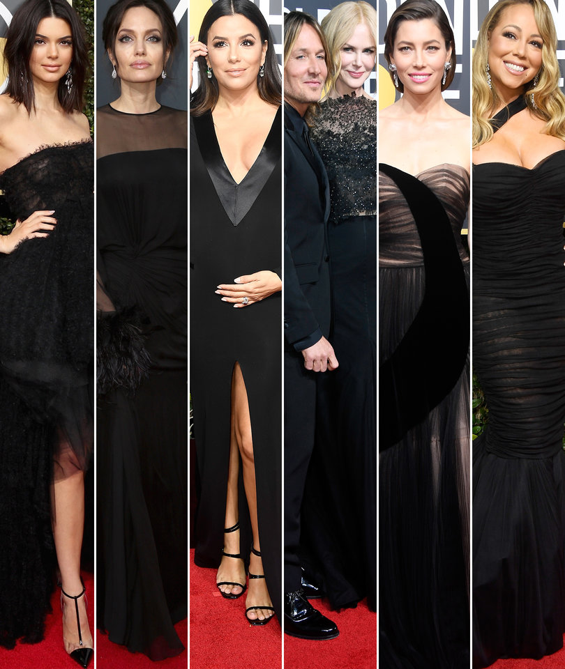 Golden Globe Awards 2018: Every Must-See Look from the Red Carpet