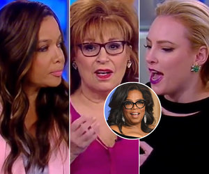 The View' Debates Possibility of President Winfrey: 'I Love Oprah, But...'