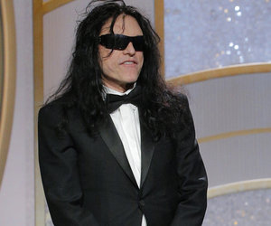 What Tommy Wiseau Wanted to Say on Golden Globes Stage