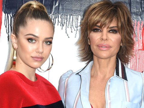 Lisa Rinna Accidentally Taught Her Daughter Oral Sex