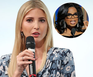 Twitter Boos Ivanka Trump for Praising Oprah's Globes Speech