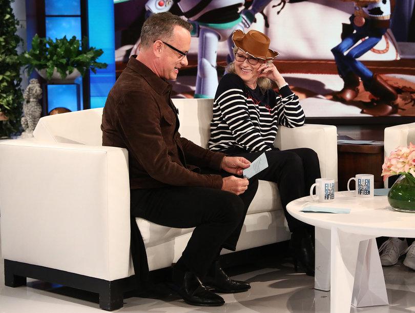 Meryl Streep Wants Oprah Winfrey, Tom Hanks in White House: 'Where Do I Send the Check?'