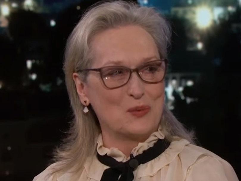 'B-tch Stole My Seat': Meryl Streep Tells Kimmel About Meeting Mariah Carey at Golden Globes