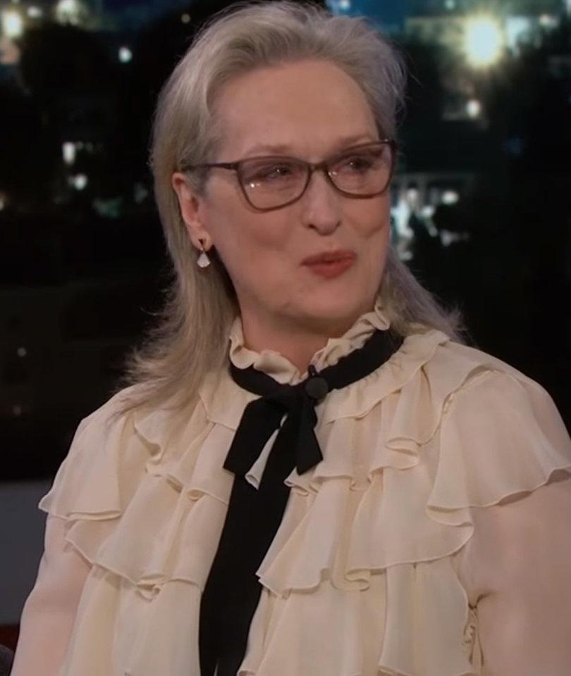 'B-tch Stole My Seat': Meryl Streep on Meeting Mariah Carey