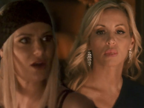 Camille Grammer Unloads on Dorit Kemsley for 'Stupid C--t' Joke