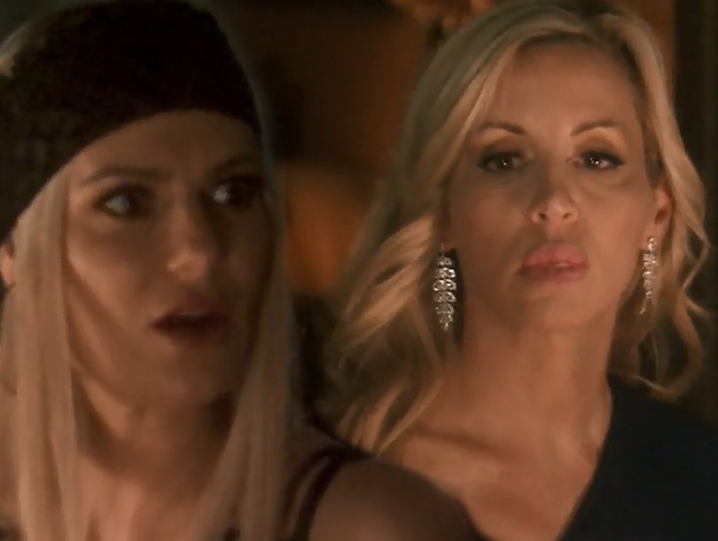 'RHOBH' Tea Time: Camille Grammer Unloads on Dorit Kemsley for 'Stupid C--t' Joke