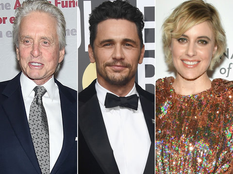 Michael Douglas' Pre-Emptive Denial, James Franco Cancelled