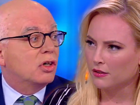 'View' Grills Wolff About 'Off the Record' Dinner with Bannon & Ailes