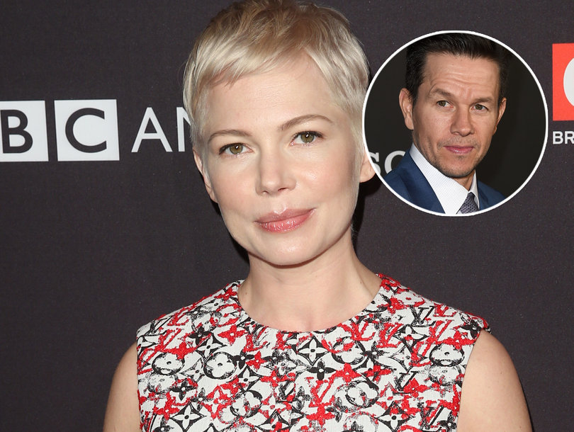 Hollywood Furious Michelle Williams Made 1 Percent of Mark Wahlberg's $1.5 Million Pay Day for Same Movie