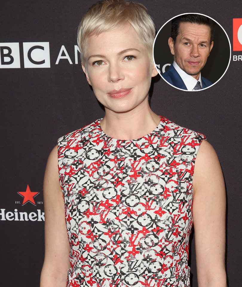 Hollywood Furious Over Michelle Williams-Mark Wahlberg Pay Disparity