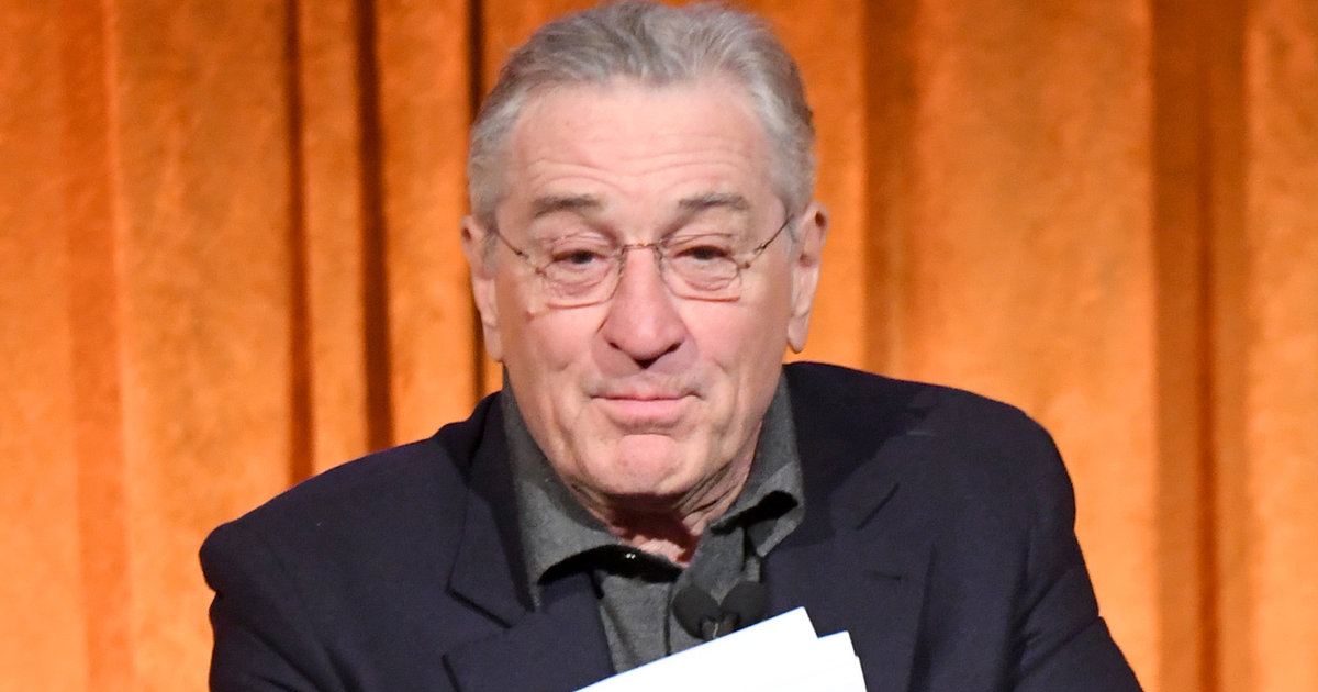 Robert De Niro Trashes...