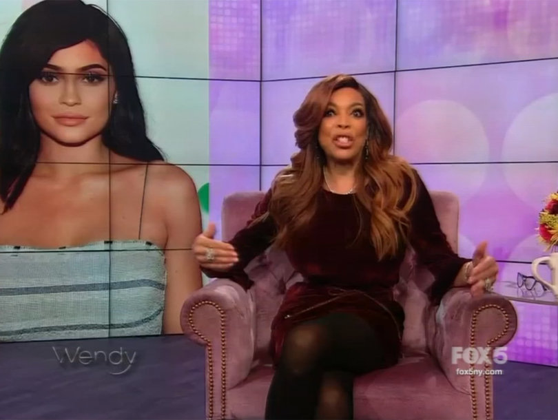 Wendy Williams Thinks Kylie Jenner's Baby Silence Is Proof Travis Scott Dumped Her