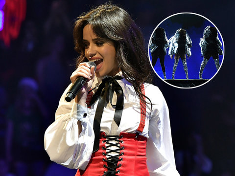Camila Cabello Finally Responds to Fifth Harmony's VMA Diss