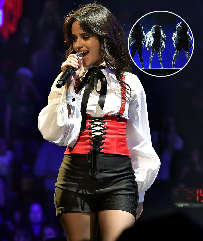 Camila Cabello Finally Responds to Fifth Harmony's VMA Diss