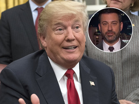 Kimmel Airs Documentary to Celebrate Trump's 2,000 Lies