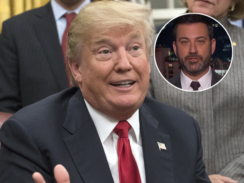 Jimmy Kimmel Airs Documentary to Mark Trump's 'Unprecedented Achievement' of Telling 2,000 Lies