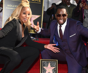 Mary J. Blige Honored with a Star on the Walk of Fame