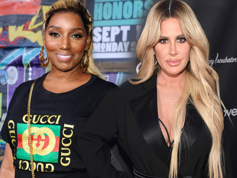 NeNe Leakes Says Kim Zolciak Full of 'Worms and Slimy Nastiness'