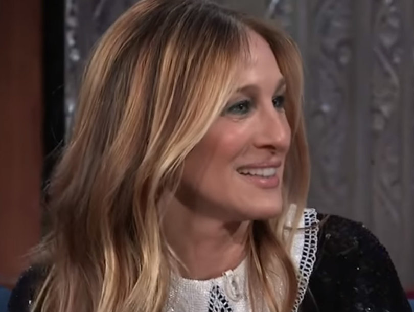 Sarah Jessica Parker Offers Kim Cattrall's 'Sex and the City' Role to 'Slutty' Stephen Colbert