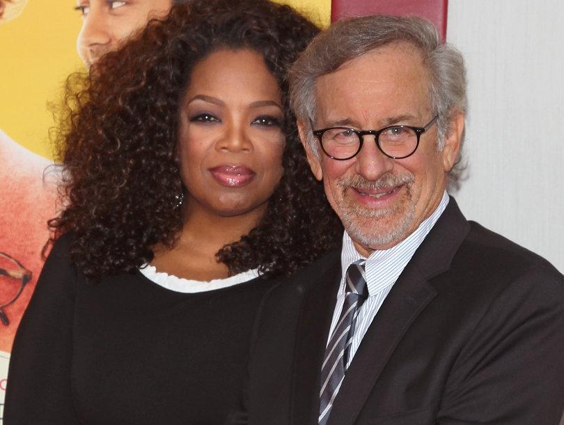 Steven Spielberg 'Will Back' Oprah Winfrey for President If She Runs in 2020