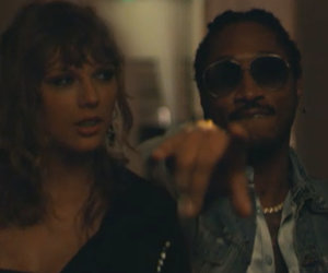 Taylor Swift Parties With Ed Sheeran, Future in 'End Game' Video