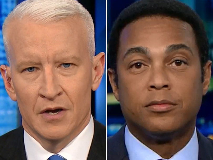 CNN Dumps on Trump for 'Sh-thole' Remark: Anderson Cooper Chokes Up Over Haiti, Don Lemon Calls POTUS 'Racist'