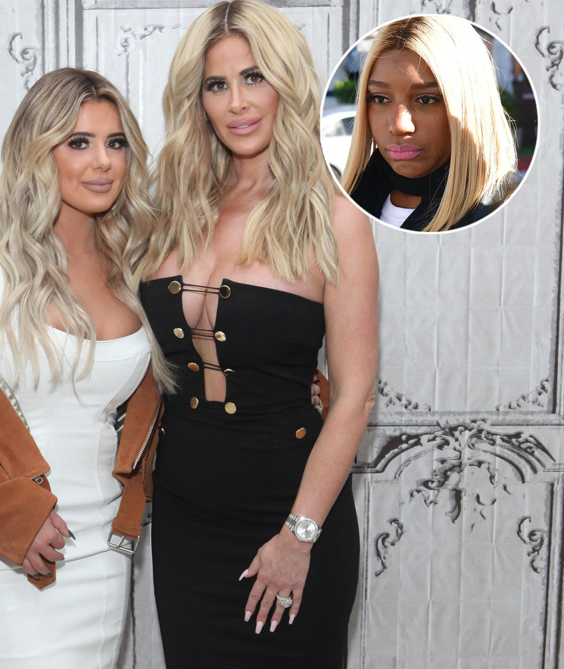 Kim Zolciak Finally Addresses 'RoachGate' on 'RHOA'