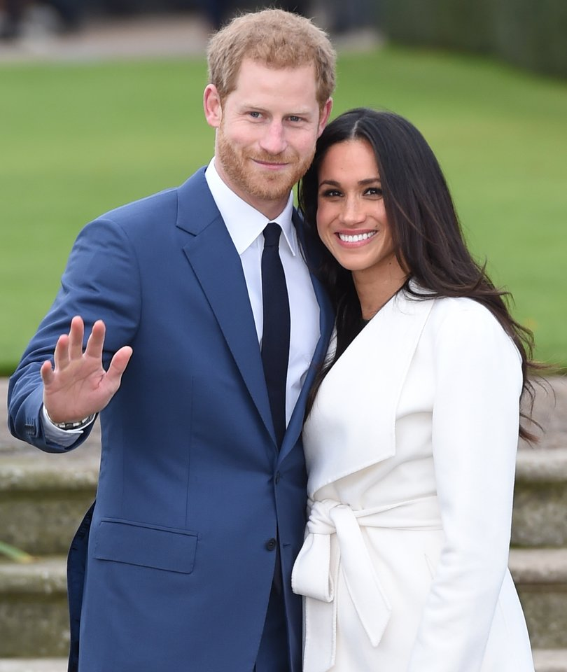 Meghan Markle and Prince Harry: Their Romance In Photos