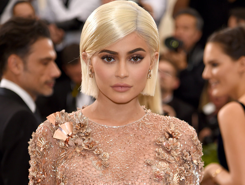 Kylie Jenner Gives Birth to a Baby Girl