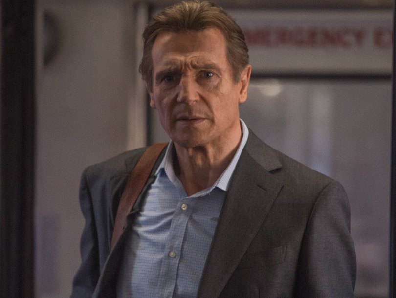 Why Liam Neeson's 'The Commuter' Is the Most Ridiculous Movie of 2018, So Far