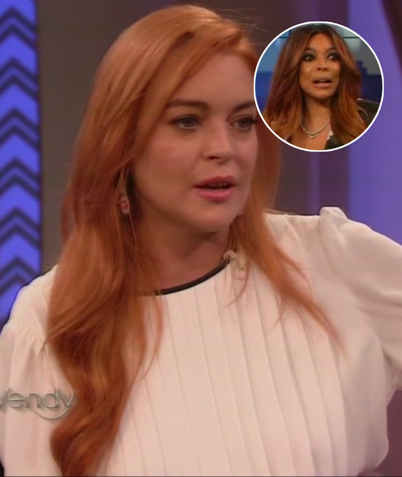 Lindsay Lohan Dishes to Wendy Williams on Her Island, Drugs, Sexuality