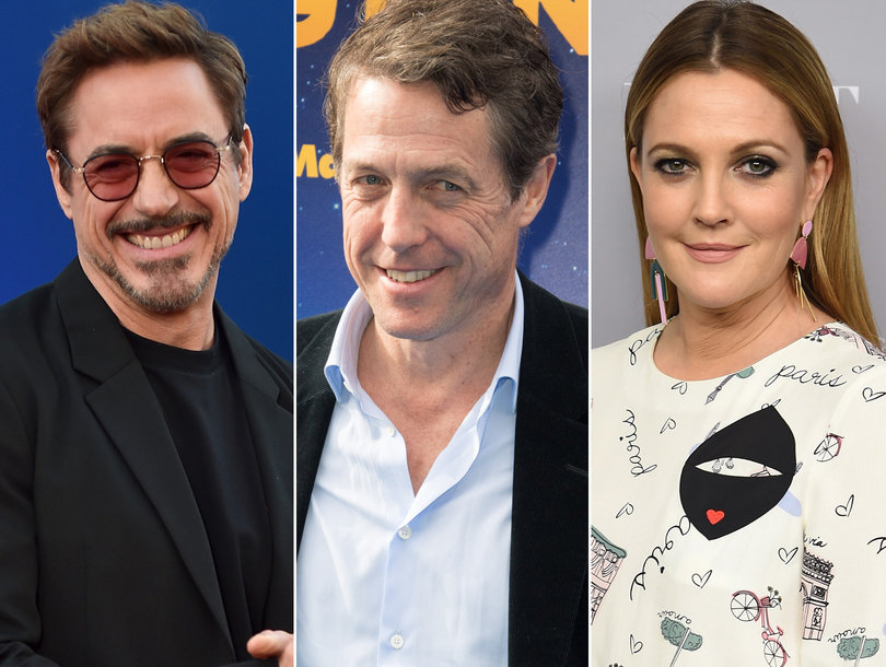 Hugh Grant Says Robert Downey Jr. and Drew Barrymore Both 'Hated' Working With Him